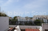 TTB116, Three bedrooms duplex Penthouse for sale in Terrazas de Banus, Puerto Banus