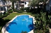TTB0051, Apartamento ático alquiler Los Naranjos de Marbella.Les Roches