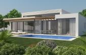 TTB1ND0016, Nueva villa moderna Tierra en Atalaya Golf,entre Marbella y Estepona